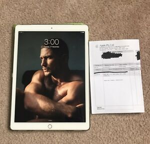"iPad Pro 12.9"" 128gb Gold wifi & Cellular unlocked Carlton Melbourne City Preview"