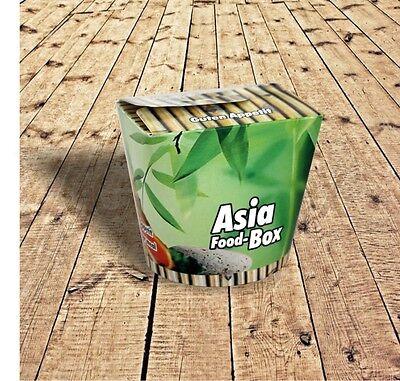 500 Asiabox Asiaboxen Nudelboxen Foodboxen Take away 26oz 710ml