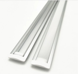 Aluminum Channel for LED strips/tape lights with cover