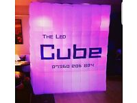 LED CUBE & Events