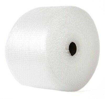 Bubble Cushioning Wrap 316 175 Ft 12 Perforated Small Bubble Padding Roll