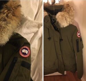 2 month old Canada Goose Jacket