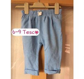 Girls 6-9 month clothing