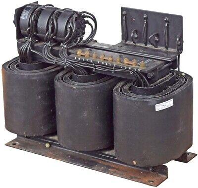 Varianstangenes Si-2753-14 3-phase High Voltage Hv Power Transformer 850697-01