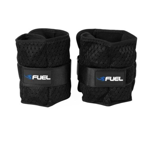 5 lb Adjustable Ankle Wrist Arm Weights 2.5 lb each pair wal