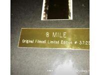 Limited Edition Eminem 8 Mile Film Cell