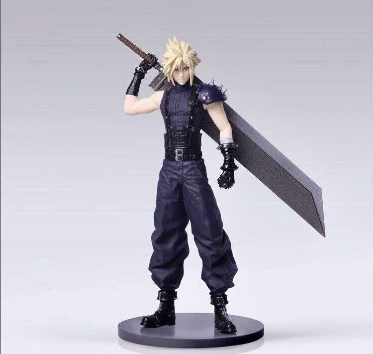 Final Fantasy 7 Remake Cloud Trading Arts figure
