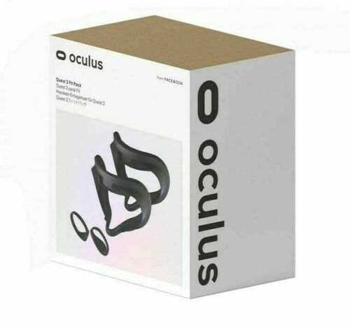 NEW Oculus Quest 2 Fit Pack with Two Alternate-Width Facial Interfaces FREE SHIP