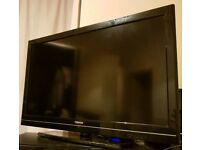 "40"" Toshiba 40BV701B Full HD 1080p LCD tv in mint condition 4x HDMI USB FREEVIEW"