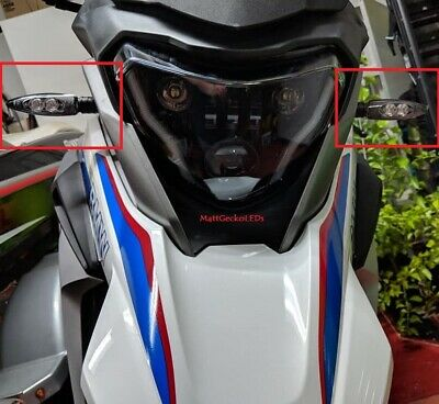BMW G310GS / G310R .............. LED Turn Signals