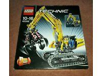 Technic Lego Excavator