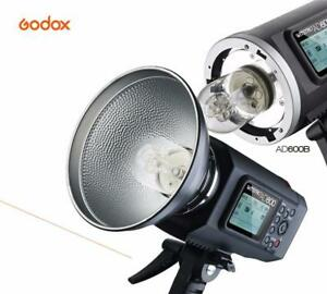 Godox AD600BM / AD600B (TTL) strobe lights with Bowens mount