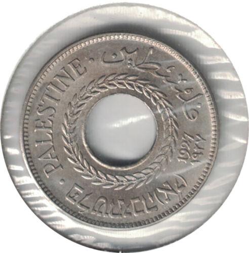 1927 PALESTINE 5 MILS