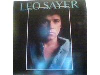 leo sayer,vinyl record,lp,