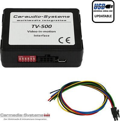 Universal Video DVD TV Freischaltung Mercedes GLA X156 ML W166 SLK R172 SL R231
