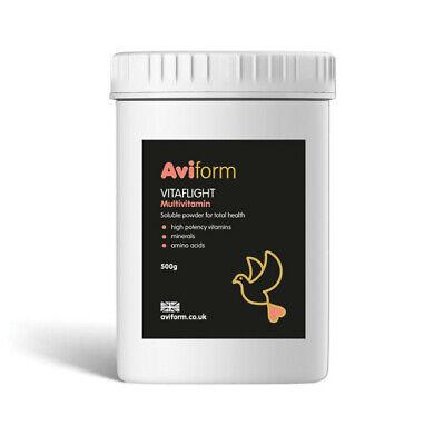 Vitaflight F1 Racing Pigeon Multivitamin 500g - Aviform