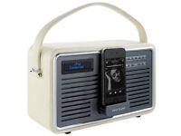 Retro Radio / Ipod Doc / Edinburgh / Great Condition