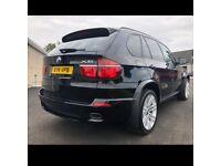 BMW, X5, 40d Msport 2011, 2993 (cc), 5 doors, 7 seater, Black