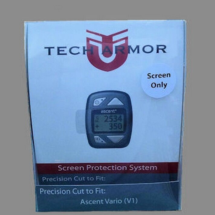 Screen Protector ONLY for Ascent H1 Variometer - Hang Gliding and Paragliding