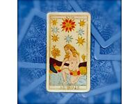 Psychic / Tarot De Marseille card reading, guidance & coaching