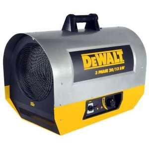 DeWalt 20/13kW Forced Air Electric Heater, DXH2003TS