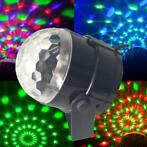 Crystal magic ball disco lamp rgb led discobol discolamp 180