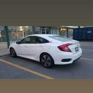 Honda civic 2016 Ex Turbo the real beast