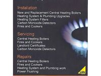 woodend heating services, gas safety checks, boiler servicing, gas works,