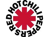 2x Chilli Pepper Standing tickets in Birmingham