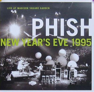 PHISH POSTER, NEW YEARS EVE '95 (SQ42)