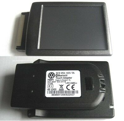 Original VW Bluetooth Adapter -  Pairing  - Touch Adapter 3C0 051 435 TA
