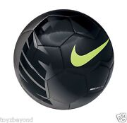 Black Nike Soccer Ball