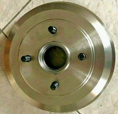 FORD FOCUS MK 1   98-04  ONE REAR BRAKE DRUM //FITTED BEARING /& ABS RING