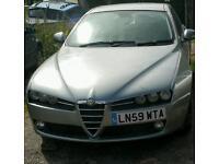 2009 Alfa Romeo 159 Lusso 2.0 Diesel for sale