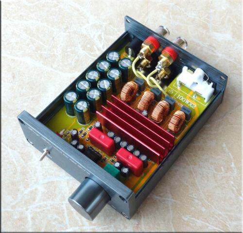 Digital Power Amplifier HiFi TPA3116 Stereo 2.0 Channel Audio Amp 100W+100W