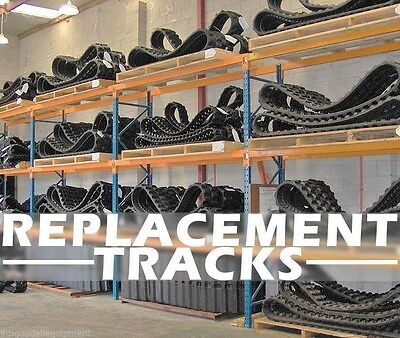 Cat Vts Replacement Track 450x86x59 6 Month Warranty Set Of Two Tracks