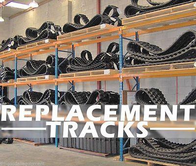 Ihi 30nx Mini Excavator Replacement Tracks Set Of 2 300x52.5wx84