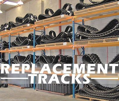 Takeuchi Tl130-tl230 Skid Loader Replacement Track Set Of 2 320x86x52dominion