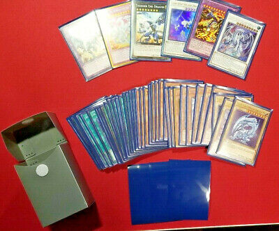 Yugioh BLUE-EYES WHITE DRAGON Deck Twin Burst Ultimate Twilight Chaos Red Black