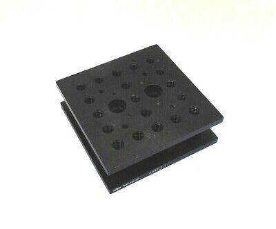 Newport Mrp3-1 3 X 3 X 1 -20 Thread Optical Breadboard Modular Riser Plate