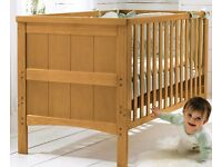 Babies 'R Us Hampshire 3 in 1 Cotbed