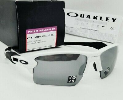 OAKLEY polished white