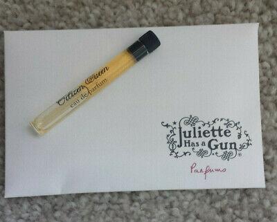 Juliette has a Gun Citizen Queen Sample / Purse Spray - 1.5ml