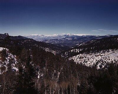 Spring in the Sangre de Cristo Mountains Colorado New Mexico Photo (Sangre De Cristo Mountains In New Mexico)