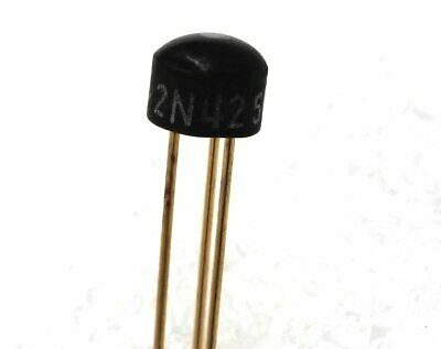 2n4250 Si Pnp Glob-top Transistor To-106 Package Gold Plated Lot Of 1 3 Or 10