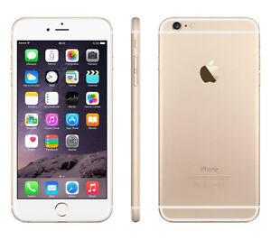 Iphone 6S white/gold 128 gb