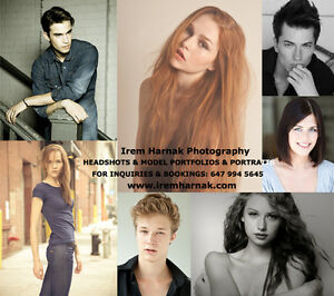 Portraits & Headshots & Fashion Shoots