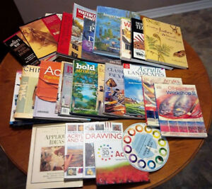 27 Art Book Lot F/S