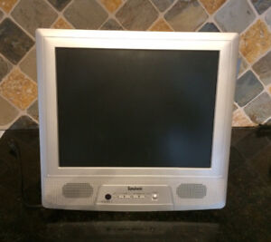 """15 """" Symphonic Flat Screen TV with Remote"""