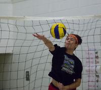 Sports Volleyball Softball Badminton COED FUN